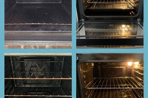 Double oven cleaning Essex